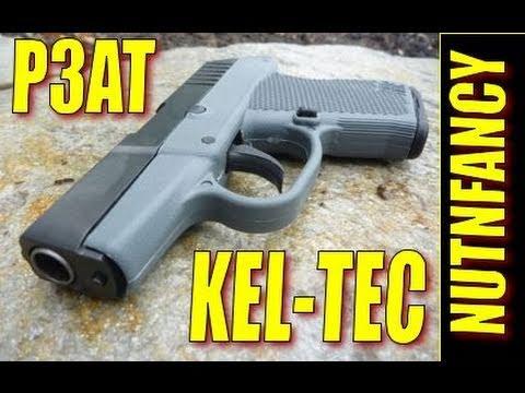 Kel-Tec P-3AT .380 pistol: