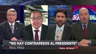 Para Opinar con Paco Ramírez: Órganos Autónomos.