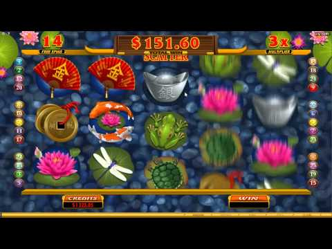 Microgaming Lucky Koi Big Win