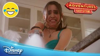 Nonton Adventures In Babysitting   Lola S Babysitting Fail   Official Disney Channel Uk Film Subtitle Indonesia Streaming Movie Download
