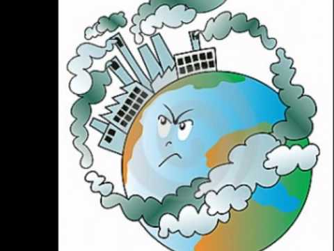 Contaminacion ambiental dibujos animados - Imagui