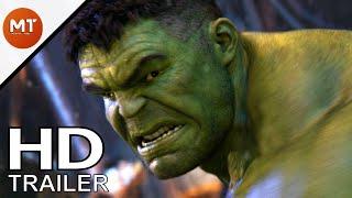 Nonton Hulk 3   Movie Trailer 2018   Hulk Return    Fanmade  Film Subtitle Indonesia Streaming Movie Download