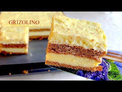 Grizolino, kolaД koji osvaja na prvi zalogaj - Grits Cake -  Cooking Recepti