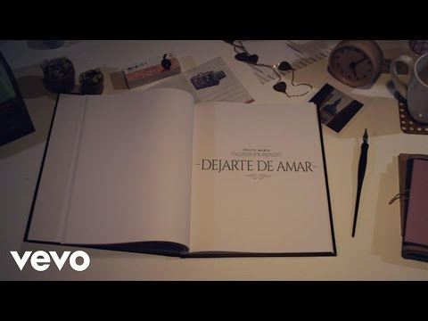 Dejarte De Amar (Lyric Video)