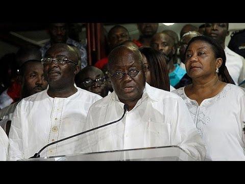 Γκάνα: Νικητής των προεδρικών εκλογών ο ηγέτης της αντιπολίτευσης