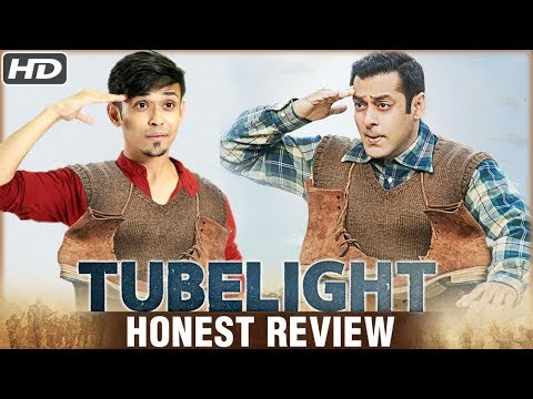 Tubelight MOVIE REVIEW | Salman Khan | Shah Rukh K