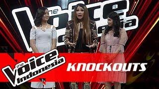 Video Anggi vs Cila | Knockouts | The Voice Indonesia GTV 2018 MP3, 3GP, MP4, WEBM, AVI, FLV September 2019