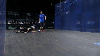 Squash: Grasshopper Cup 2015 Round Up : Rd1 [Pt3]