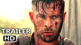 EXTRACTION Official Trailer (2020) Chris Hemsworth by Game News