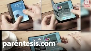 #MartesDeNoticias: Samsung patenta pantallas flexibles y plegables, iPhone, Apple, iphone 7
