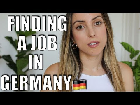 How I Found a Job in Germany (No German/ Non Eu)