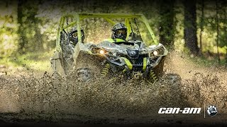 9. Can-Am 2016 Maverick X mr