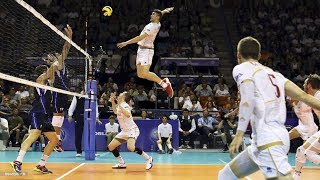 Video TOP 10 Massive spikes | Attack in 3rd meter | World League 2017 MP3, 3GP, MP4, WEBM, AVI, FLV Agustus 2017