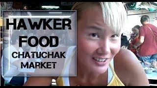 Bangkok Living&Travel - Eating At Chatuchak Market