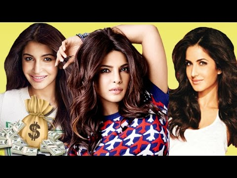 Bollywood's Top 10 HIGHEST Paid ACTRESSES – Check Out