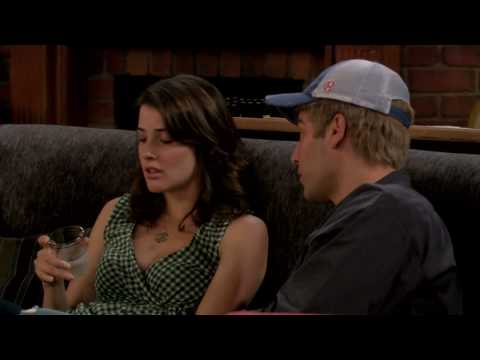 How I Met Your Mother - Ted and Robin Almost Kiss