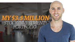 Video My $3.5 Million Stock Investment Portfolio 💰 How I Generate $8000 Per Month Passive Income MP3, 3GP, MP4, WEBM, AVI, FLV September 2019