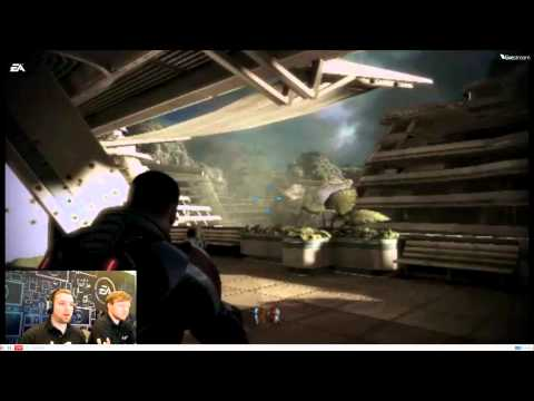 Mass Effect 3 E3 Gameplay and Q&A Session in High Definition