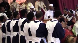 Abune Teklehaimanot Ethiopian Orthodox Tewahido Church In Boston Part 2