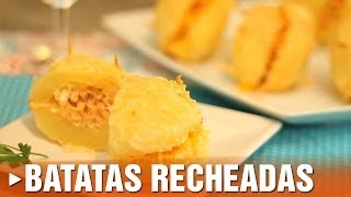 Batata Recheada