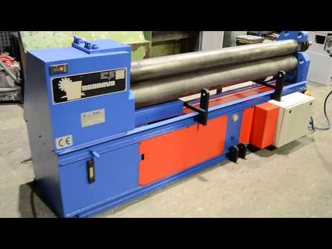 Folding Machines for sheet metal CASANOVA CH-03 2050x6 1996