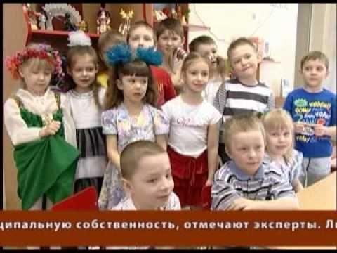 Видеорепортаж о детском саде №558