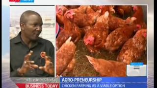 Business Today: Learn more on Agro-preneurshipSUBSCRIBE to our YouTube channel for more great videos: https://www.youtube.com/Follow us on Twitter: https://twitter.com/KTNNews  Like us on Facebook: https://www.facebook.com/KTNNewsKenya For more great content go to http://www.standardmedia.co.ke/ktnnews and download our apps:http://std.co.ke/apps/#android KTN News is a leading 24-hour TV channel in Eastern Africa with its headquarters located along Mombasa Road, at Standard Group Centre. This is the most authoritative news channel in Kenya and beyond.