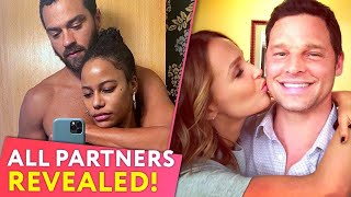 Video Grey's Anatomy: Real-life Partners 2019 Revealed |⭐ OSSA Radar MP3, 3GP, MP4, WEBM, AVI, FLV September 2019