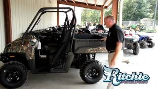 8. 2013 Polaris Ranger 800 EFI Pursuit Camo