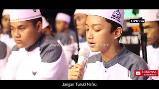Cinta Dalam Istikhoroh - Voc. Gus Azmi Syubbanul Muslimin Lirik