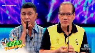Video Sunday PinaSaya: Mayor Juterte vs P-Nyoy MP3, 3GP, MP4, WEBM, AVI, FLV April 2018