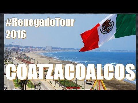 Mi visita a Coatzacoalcos