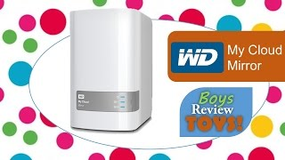 The Boys' Dad got a new tech item to supply the whole house with movies & music.  We have the WD My Cloud Mirror NAS Media Server hooked up and I'll tell you what I think about it.