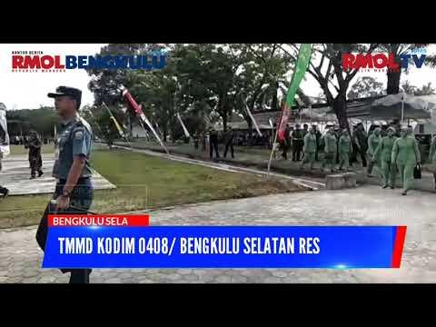 TMMD Kodim 0408/Bengkulu Selatan Resmi Dibuka