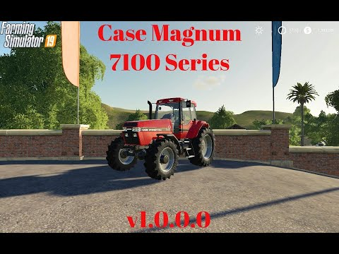 Case Magnum 7100 Series v1.0.0.0