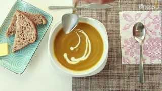 Zupa marchewkowa z kolendrą - przepis