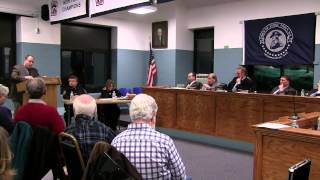 Town Board Meeting - Feb 24, 2015