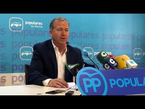 El PSOE de Melilla es la incongruencia personificada y en estado puro