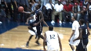 Damion James Lockout Highlights - Houston