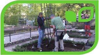 Ippenburger Gartentipp: Ein ebenso stilvoller wie robuster Obelisk!