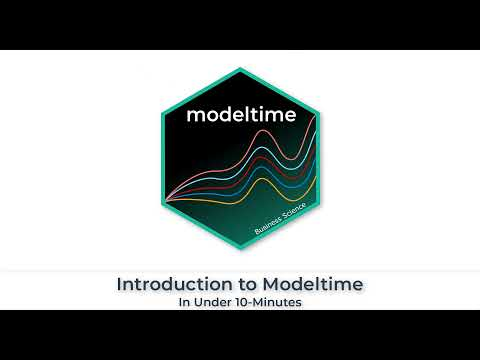 Introduction to Modeltime