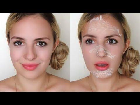 Как избавиться от черных точек? Супер маска в домашних условиях