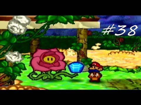 Paper Mario Walkthrough 37 Flower Fields By Newfiebangaa Game
