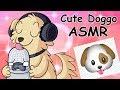 Download Lagu Cute Doggo Licking Your Ear ASMR Mp3 Free
