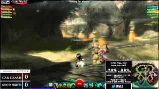 Car Crash vs Good Fights - Game 1 - MLG Guild Wars 2 Invitational