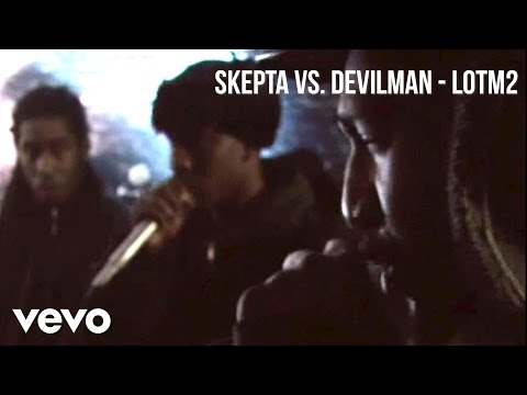 SKEPTA VS. DEVILMAN | LORD OF THE MICS 2 #TBT @lordofthemics @Skepta @Devilman_Wunsen