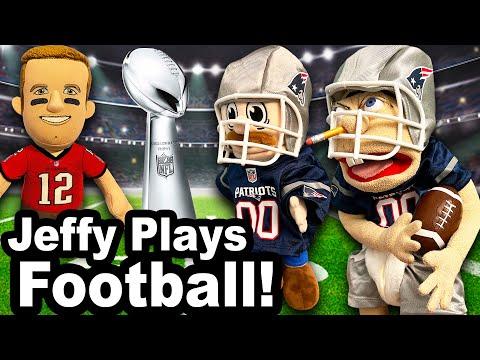 SML Movie: Jeffy Plays Football!