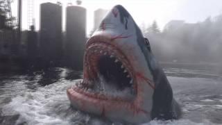 【HD】 USJ 高画質★ジョーズ JAWS★