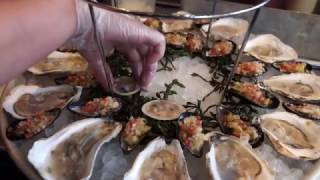 Seafood towers perfect for sharing. An indoor clambake that will make you feel like you're on the beach. Lobster so fresh you're bound to blush. At The Hourly ...