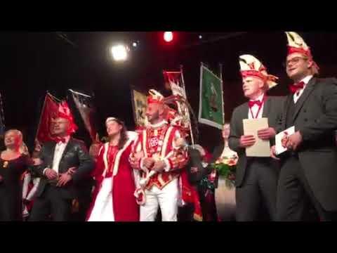 Prinzenproklamation in Erfurt: Das Prinzenpaar wurde  ...